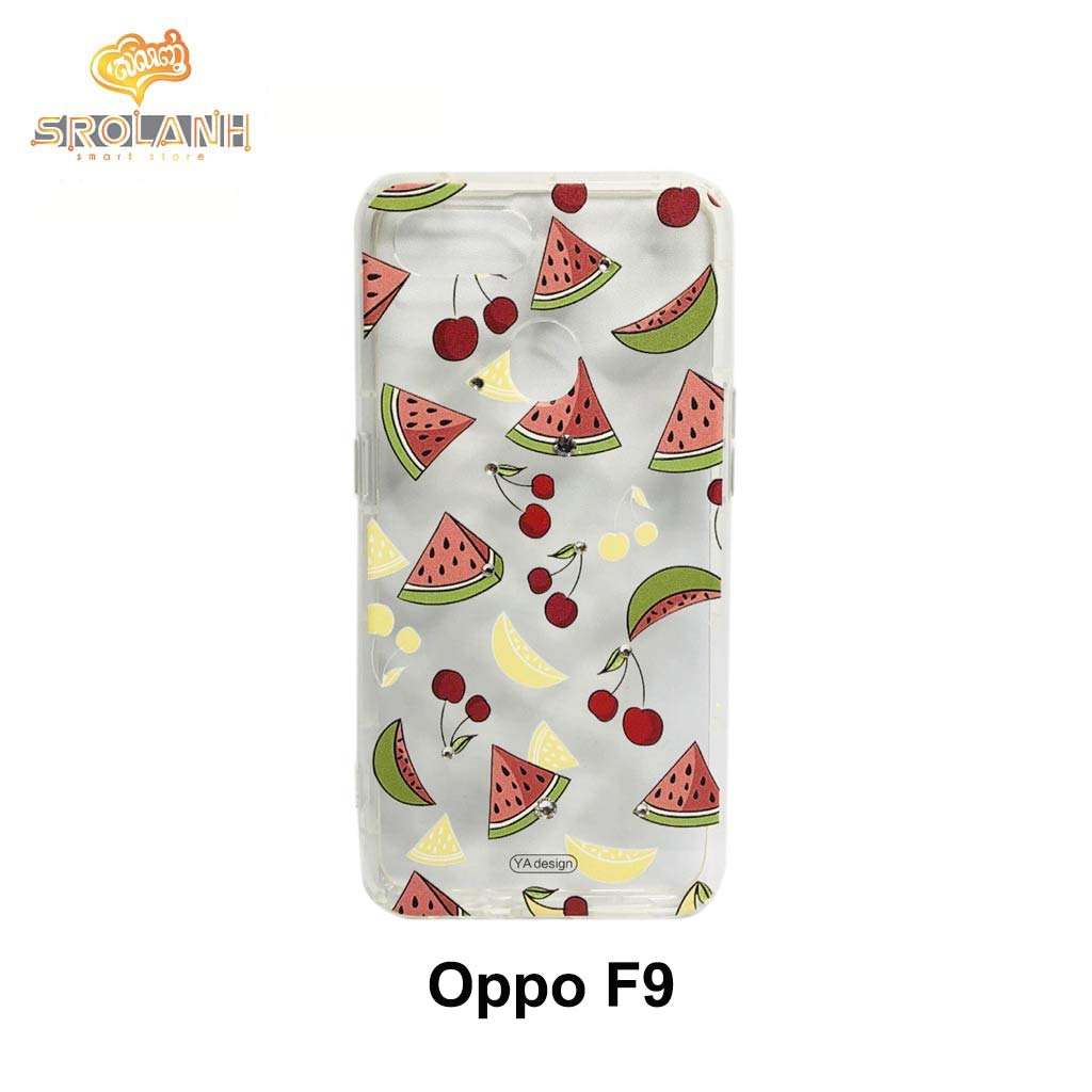 Tide brand phone case for Oppo F9-(A36)