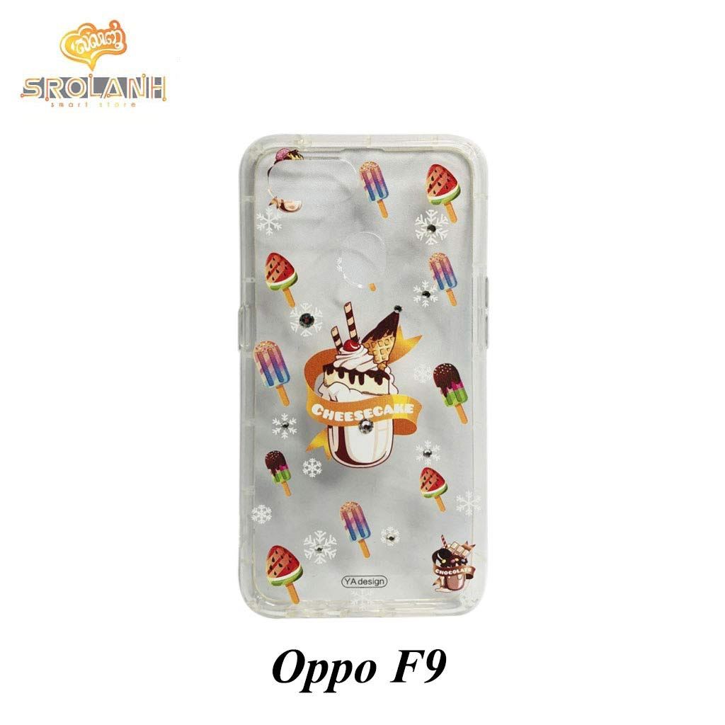 Tide brand phone case for Oppo F9-(A38)