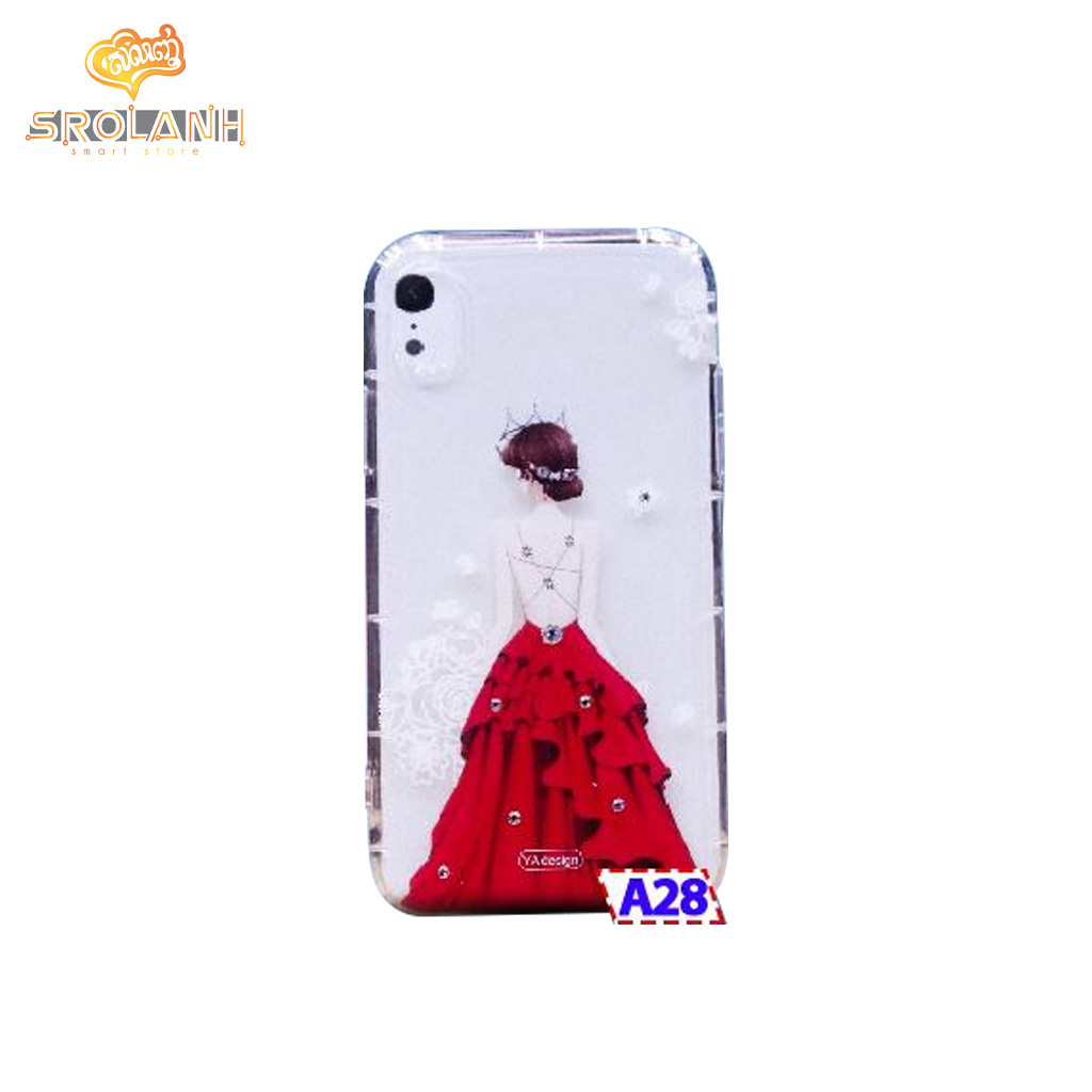Tide brand phone case for iPhone XR-(A28)