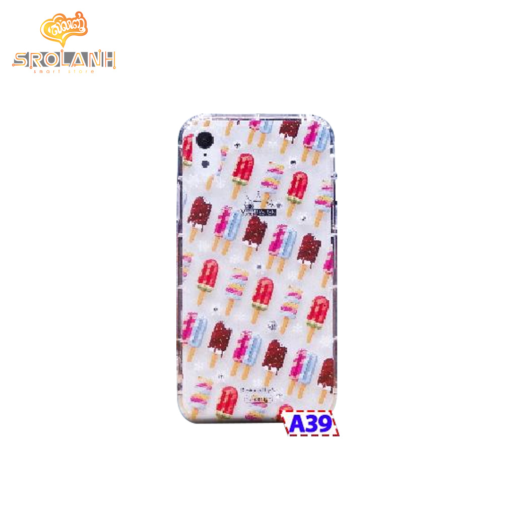 Tide brand phone case for iPhone XR-(A39)