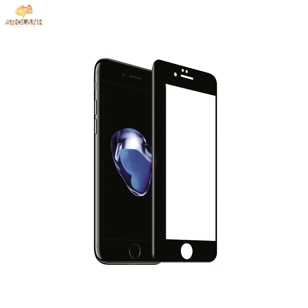 Totu full coverage tempered glass 0.23mm 3D soft edge for iPhone 7/8