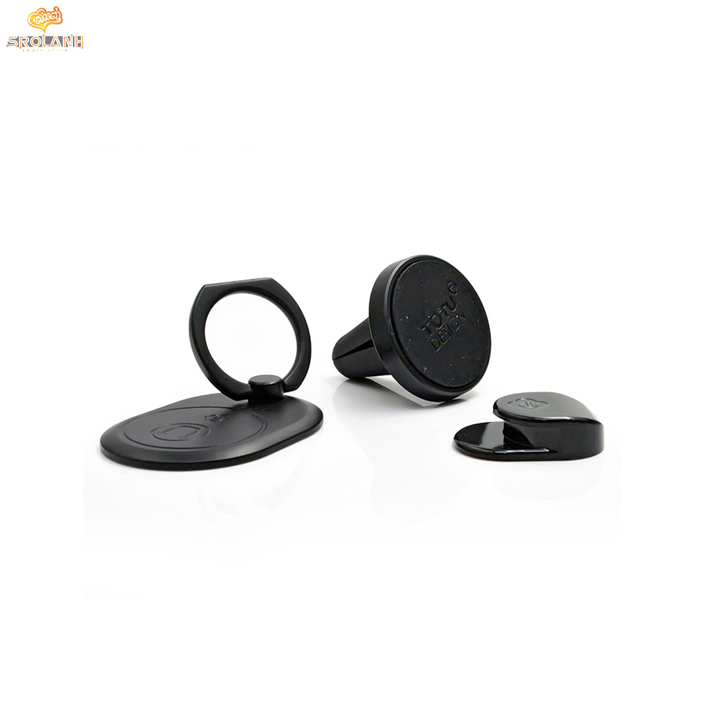 Totu happy way series car mount and ring holder
