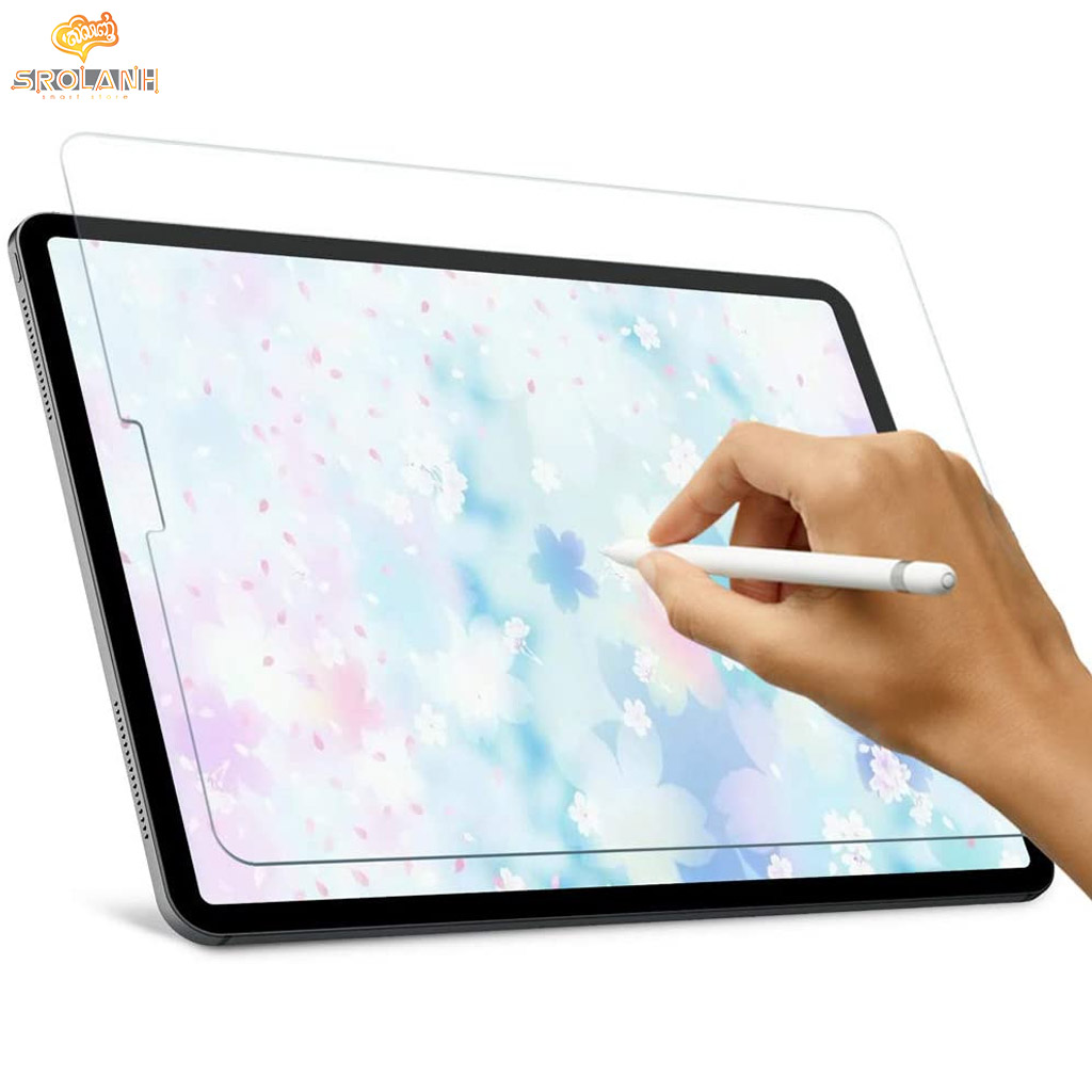 JCPAL iClara Paper-like Screen Protector for iPad Pro 11-inch 2018/2020