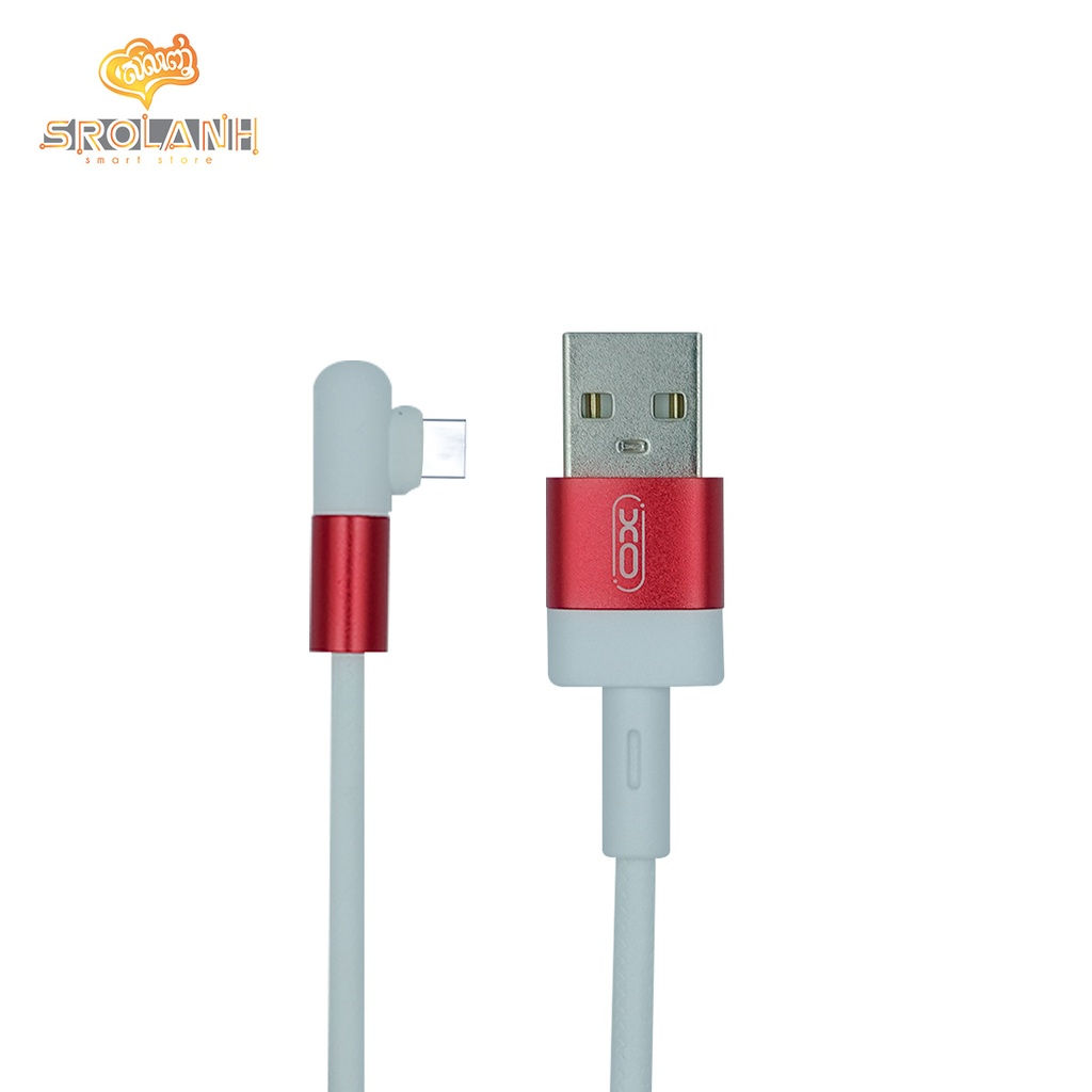 XO Elbow Design Play Game USB Cable for Type C NB152
