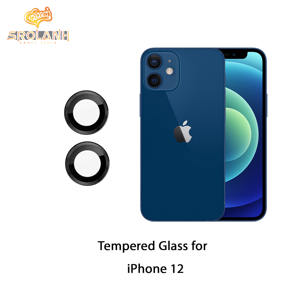 AMC Lenspro Tectivefilm Tempered Glass for iPhone 12
