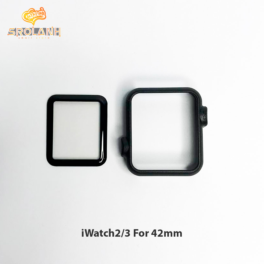 AMC Tempered Glass Screen Protector iwatch2/3 For 42mm