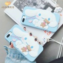 Cartoon Soft Case with lanyard Cinnamoroll for Iphone 7/8