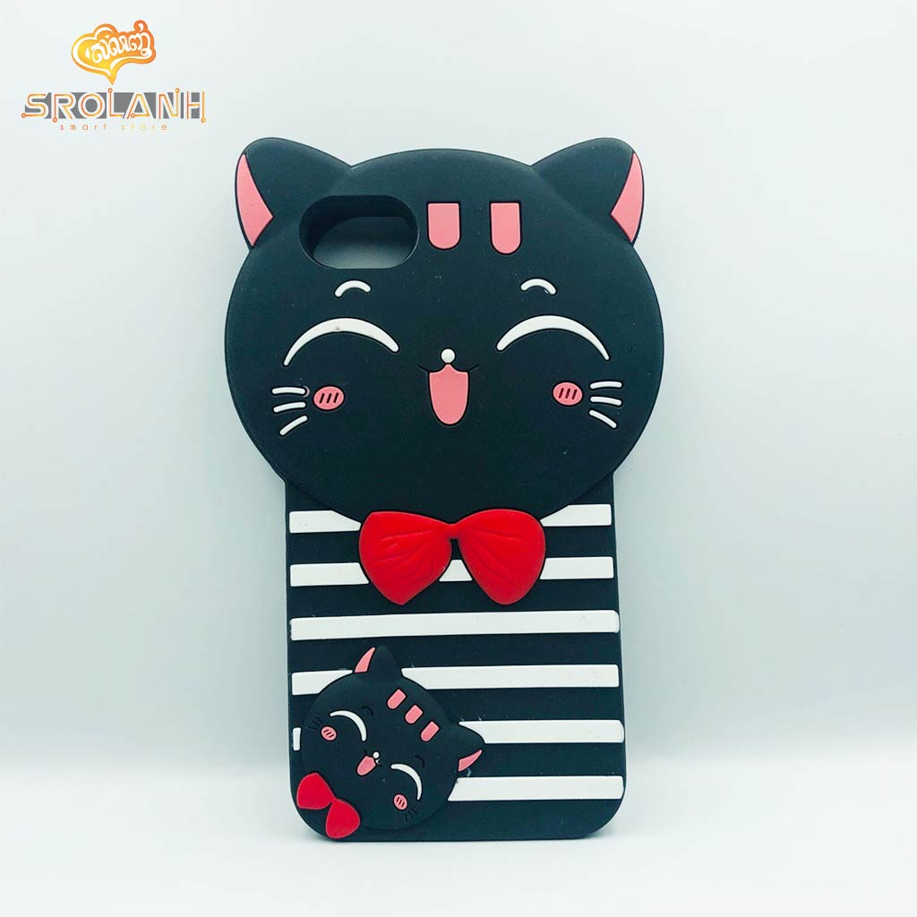 Cartoon case ketty with tongue for iphone7