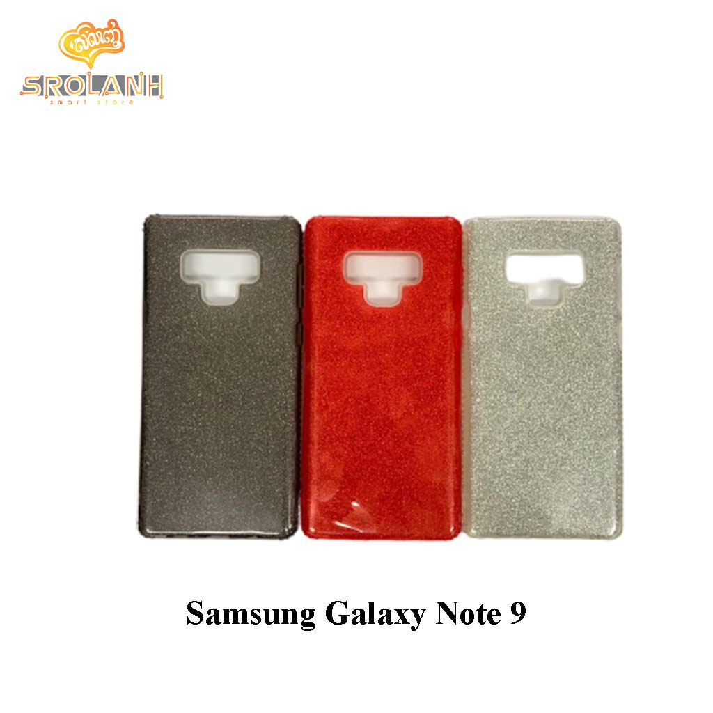 Fashion case show yourself with diamond for Samsung Note 9