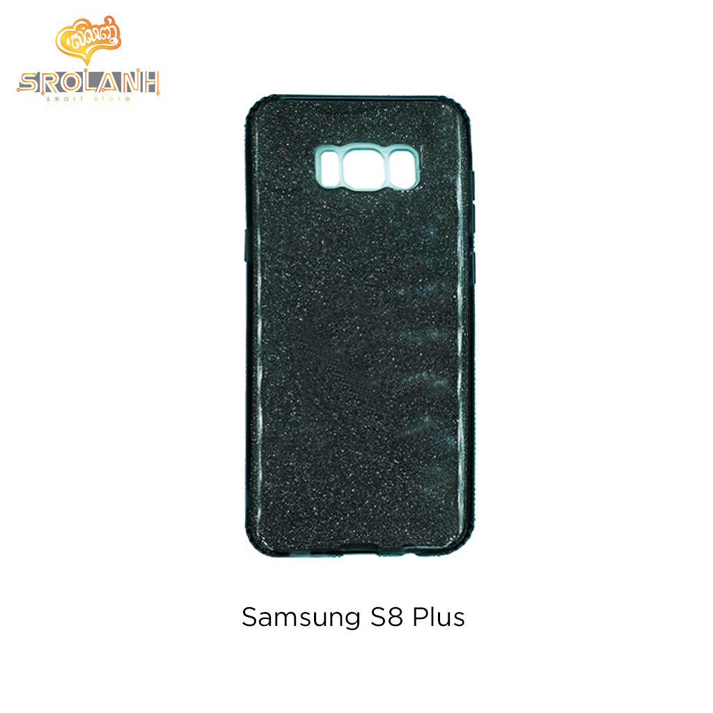 Fashion case show yourself with diamond for Samsung S8 Plus