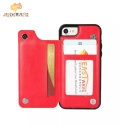 Fashion case with credit card for iPhone 7/8