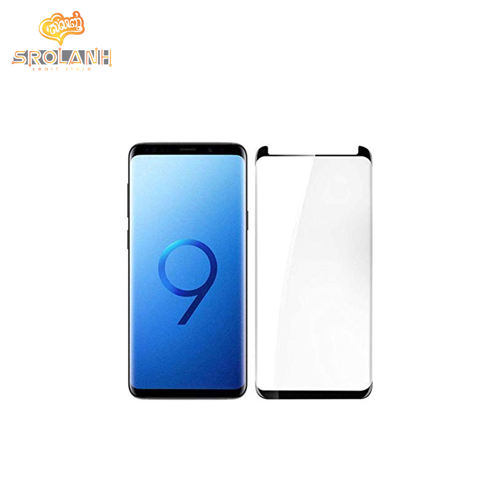 Fullglue 5D glass screen protector for Samsung S9