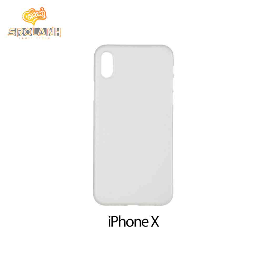 G-Case Couleur Series-TRWHT For Iphone X