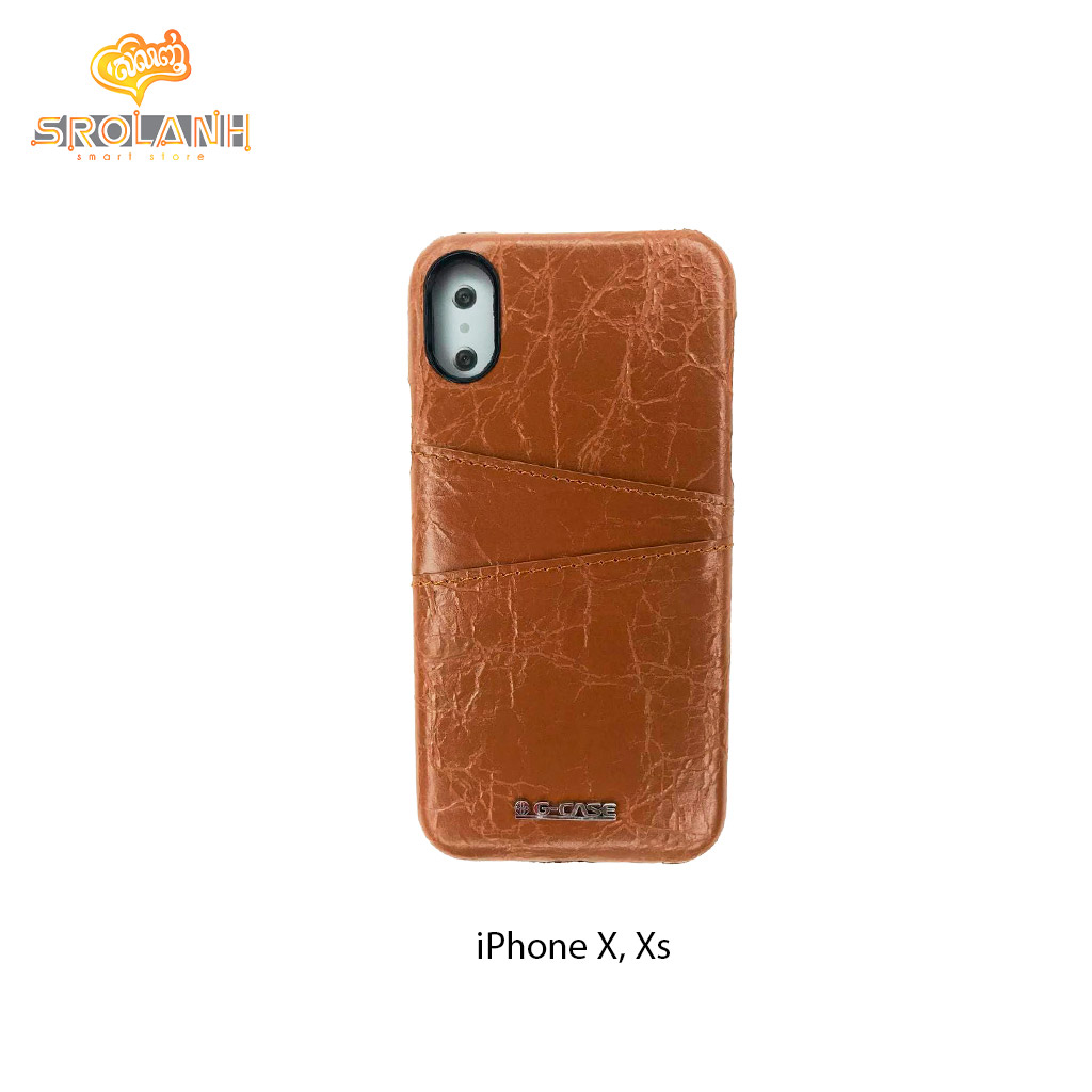 G-Case Koco Seriese-COF For Iphone X