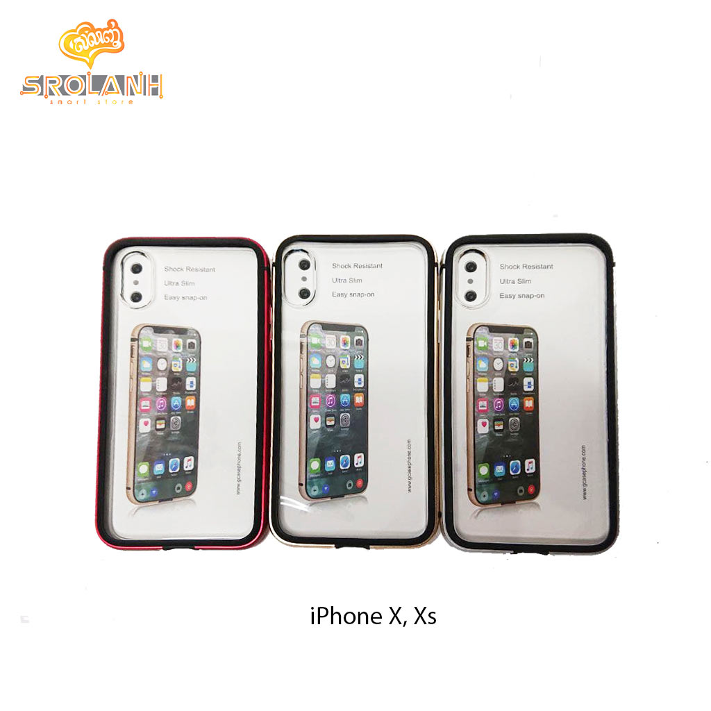 G-Case The Grand Series-GLD For Iphone X