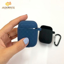 LIT The OBSIDIAN Silicone Case for AirPods 1/2 SCOSP-A01