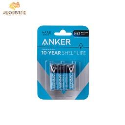 [POW0358BU] ANKER Alkaline Batteries AAA 8-Pack