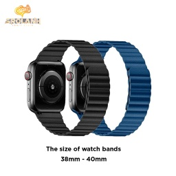 Silicone Watchband with Magnet S 38/40mm