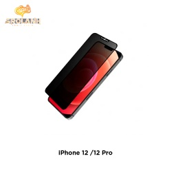 [IPS0427BL] JCPAL Preserver Privacy for iPhone 12 /12 Pro 6.1