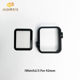 [SWS0041BL] AMC Tempered Glass Screen Protector iwatch2/3 For 42mm