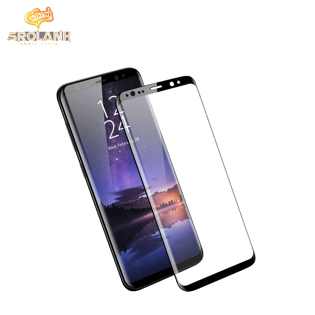 Autobot UR full cover tempered glass 0.26mm for samsung S9