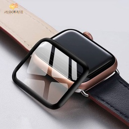 [SWS019BL] LIT The 3D Full screen tempered glass for apple watch 38mm GTIW38-3D01