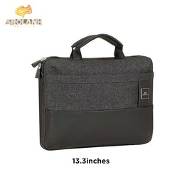 [BAG047BL] RIVACASE Melange Macbook Pro and Untrabook 13.3inch 8823