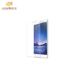 [SP009CL] Remax Crystal(Red Mi Note 3) set of tempered glass and phone case