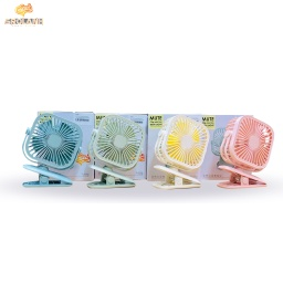 LIT The Clip Fan with Warm Lamp 600mAh FACL-A02